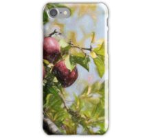 Apple Pickin' Time iPhone Case/Skin