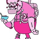 Frankenberry by monsterfink