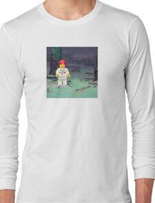 ::: { THE NURSE } ::: Long Sleeve T-Shirt