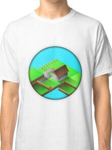Homestead Design By Inkblot Classic T-Shirt