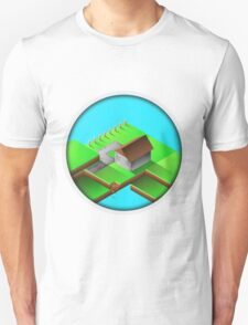 Homestead Design By Inkblot Unisex T-Shirt