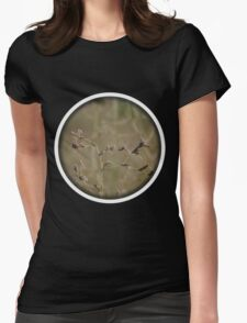 Wheat Fields by Inkblot Womens Fitted T-Shirt
