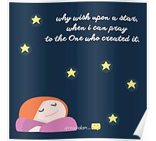 Why Wish Upon a Star Poster