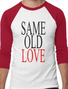 Same Old Love Men's Baseball ¾ T-Shirt