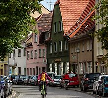 Herzberg, Brandenburg, Germany by fotosic