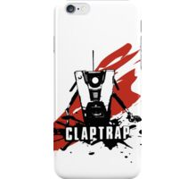 Claptrap iPhone Case/Skin