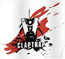 Claptrap Poster