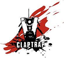 Claptrap Photographic Print