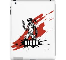 Nisha iPad Case/Skin
