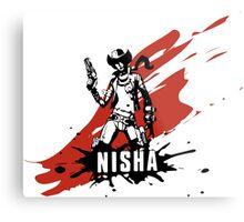 Nisha Metal Print