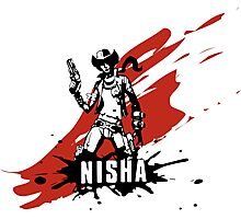 Nisha Photographic Print