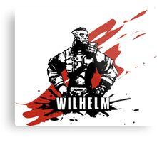 Wilhelm Metal Print