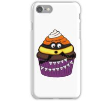 HOLLOWEEN CUPCAKE iPhone Case/Skin