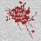 The blood of angry men by blamehollywood