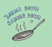 5SOS- simmer down by iumba