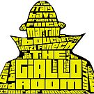 THE GIALLO ROOM: The Killer's Words  by FilmDeviant