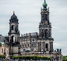 Katholische Hofkirche, Dresden, Germany by fotosic