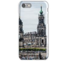 Katholische Hofkirche, Dresden, Germany iPhone Case/Skin