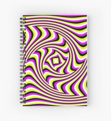 WHAMANDALA Spiral Notebook