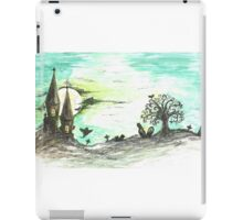 One Creepy Night iPad Case/Skin
