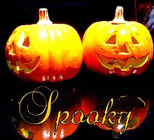 Spooky Pumpkins by ©The Creative  Minds