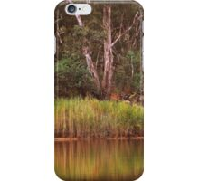 Reeds at Cobram By Lorraine McCarthy iPhone Case/Skin
