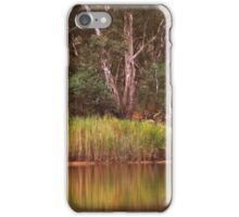 Reeds at Cobram By Lorraine McCarthy iPhone Case/Skin