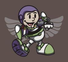 Vintage Buzz Lightyear by pimator24