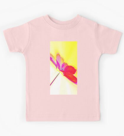 Spring Abstract Kids Tee