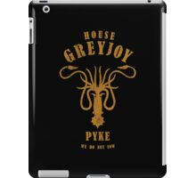 HOUSE GREYJOY 1 iPad Case/Skin