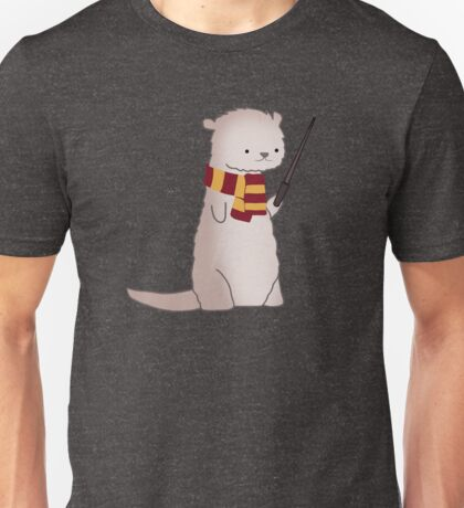 Harry Pawter Otter  Unisex T-Shirt