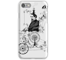 the dickens machine iPhone Case/Skin