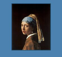 Girl with a Pearl Earring Artwork by Greenbaby
