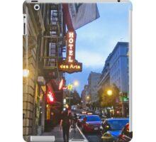 Bush Street Downtown iPad Case/Skin