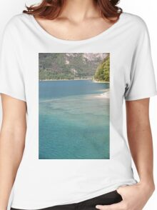 lake scape Women's Relaxed Fit T-Shirt