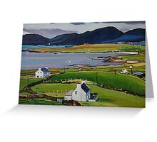 North Dingle Greeting Card