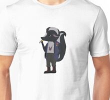 Skunk Rock Unisex T-Shirt