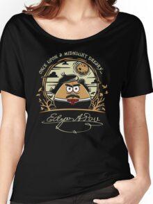 Edgar Allan Pou Women's Relaxed Fit T-Shirt