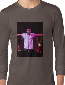 Miguel the Singer Long Sleeve T-Shirt