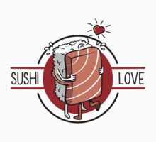 Sushi Love One Piece - Long Sleeve