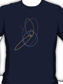 Sagittarius A* orbits T-Shirt