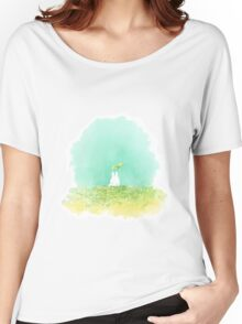 Small Totoro Women's Relaxed Fit T-Shirt