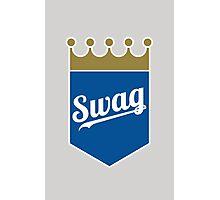 Royal Swag Crown Photographic Print