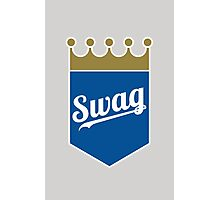 Royal Swag Crown Photographic Print