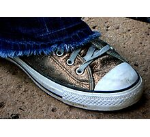 #34   Golden Chucks Photographic Print