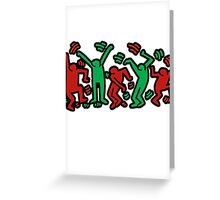 We've Got The Jazz Greeting Card