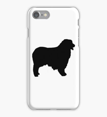 AS silhouette iPhone Case/Skin