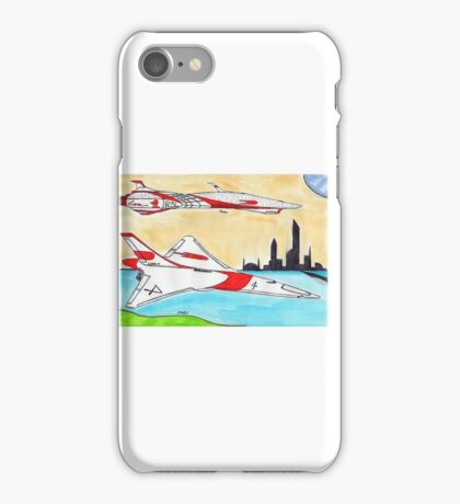 Star Liner Luna iPhone Case/Skin