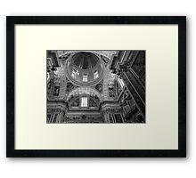 Basilica di 'Santa Maria Maggiore' Framed Print