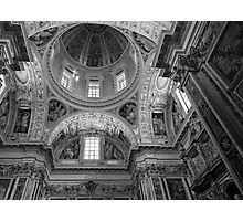 Basilica di 'Santa Maria Maggiore' Photographic Print